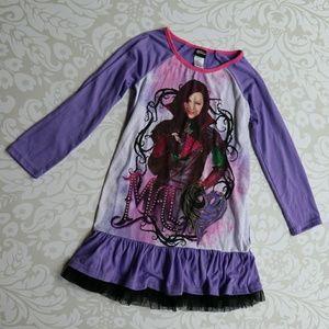 Disney Descendants nightgown gown Mal